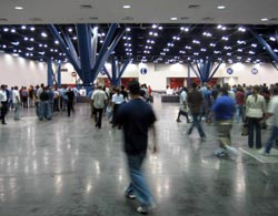 Civil Service Exam at George R. Brown Convention Center