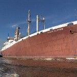Texas Clipper to Become Artificial Reef