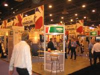 OTC exhibit floor