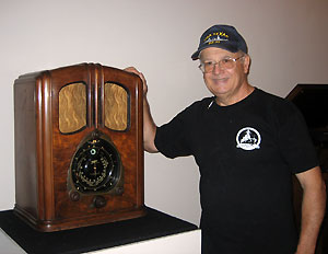 Sounds of the Past: Vintage Radios