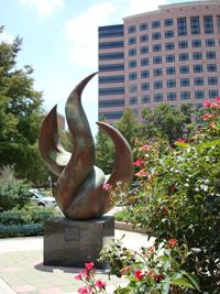 image of hope sculpture