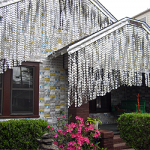 The Beer Can house is a long-time Houston landmark. It fell into disrepair after its owner died. But the Orange Show restored the house and is opening it to the public. Houston Public Radio's Laurie Johnson has the story.