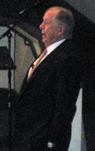 image of T. Boone Pickens speaking