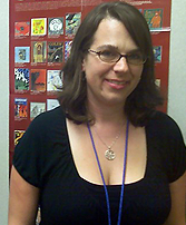 image of Librarian Gretchen Silva