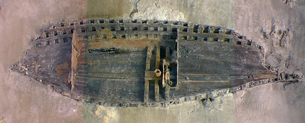 image of La Belle hull