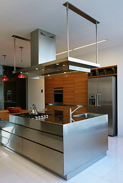 image of modern kitchen