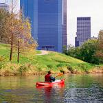 Seeing Houston From 20 Feet Below Street Level