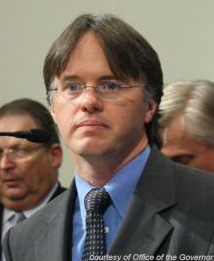 image of Dr. David Lakey is the commissioner of State Health Services