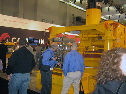 image of an OTC exhibit