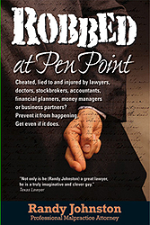 image of the book cover Robbed At Pen Point