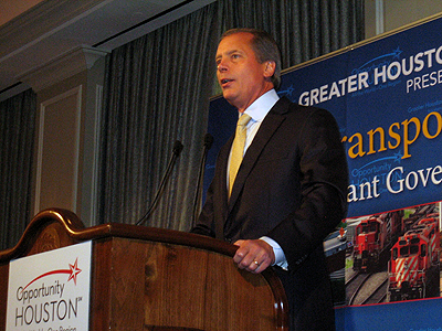 Lieutenant Governor David Dewhurst