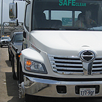 The city's SafeClear towing program will continue for at least another five years. Houston councilmembers have renewed the contract despite some concerns over lack of transparency in the bidding process. Laurie Johnson has more.