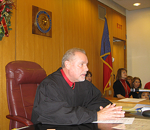 Judge Doug Warne