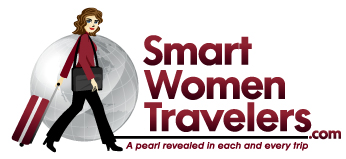 Smart Women Travelers Logo