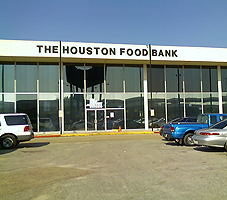 The Houston Food Bank as a Training Program