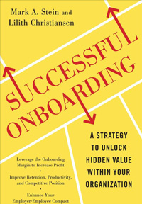 Successful Onboarding by Mark A. Stein and Lilith Christiansen