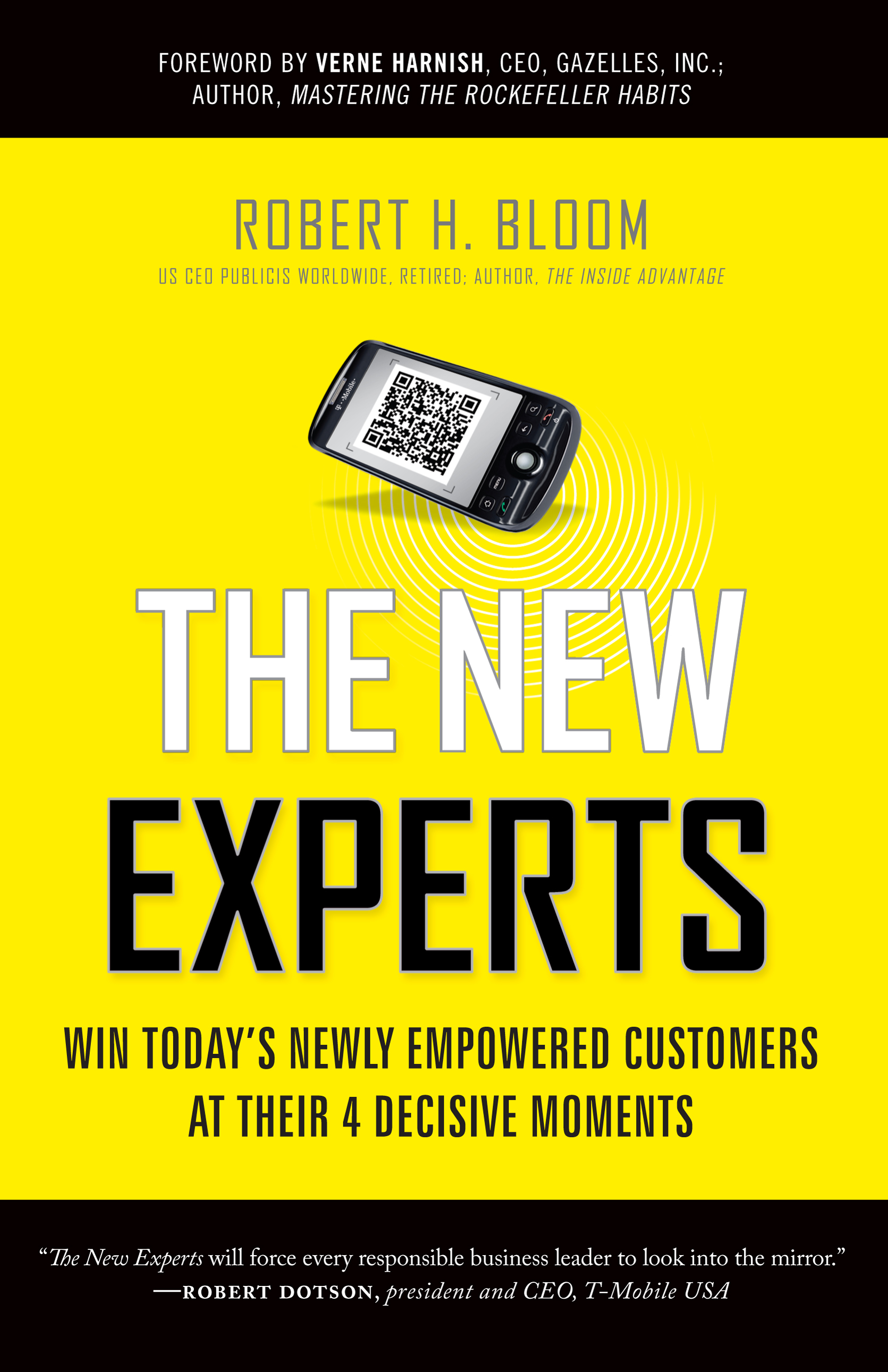 The New Experts book cover