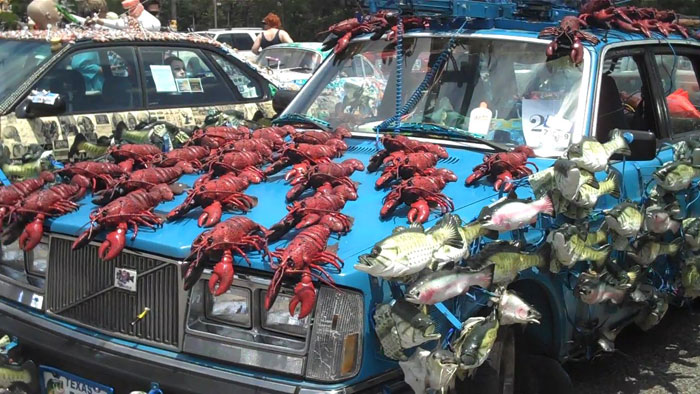 art car crabs