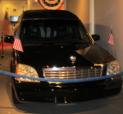Presidential Hearse