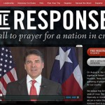 Texas Governor Rick Perry says he's still not sure what his role will be in a prayer rally at Reliant Stadium next month.