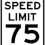 Texans are going to be seeing higher speed limits on some Texas highways. Some sections of interstate will soon have 75 mph speed limits.