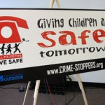 "It is another year and another major effort to keep children safe from dangerous predators. Houston Police and the Harris County Sheriff's Department helped Crime Stoppers launch the 6th Annual ""Safe Child Initiative."""