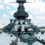 A series of new, more serious leaks has opened up on the Battleship Texas. Dive teams and a marine salvage group are working around the clock to fix the hundred year old ship.