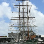 The state's official tall ship heads off for repairs at a Texas City shipyard in a couple of weeks and the people who plan to fix the historic vessel say new money from FEMA will help pay for that work.