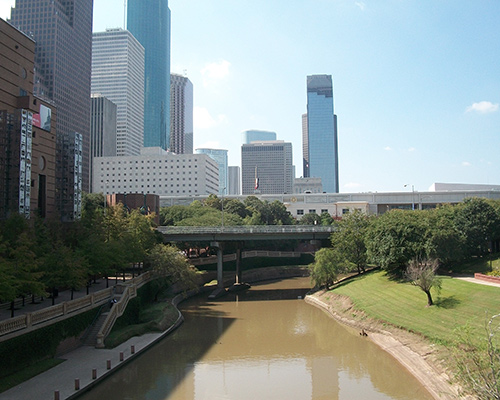 Houston Honored for Buffalo Bayou Improvements