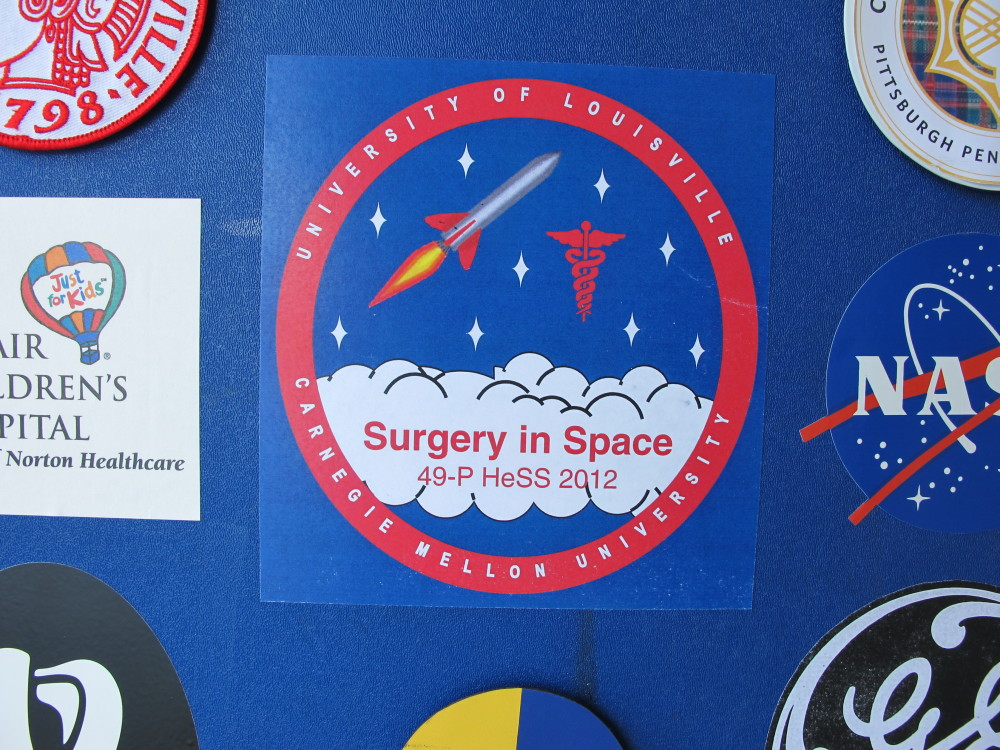 patch surgery on space