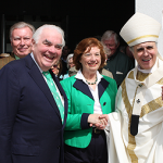 This St. Patrick's Day, many will no doubt indulge in the festivities that go along with it. But some Irish Americans are hoping people will take the time to reflect on other aspects of Irish culture.