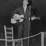 A folklorist whose love of music led to a life's mission of collecting and recording folk songs performed in almost every state.