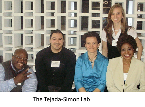 Tejada-Simon's Team