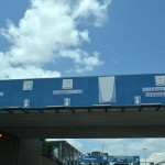Those faded, bleached terminal signs on the way to Bush Intercontinental Airport will soon be gone as the Houston Airport System upgrades its look both outside and in.
