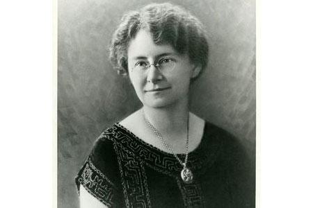 Texas Originals: Novelist Dorothy Scarborough
