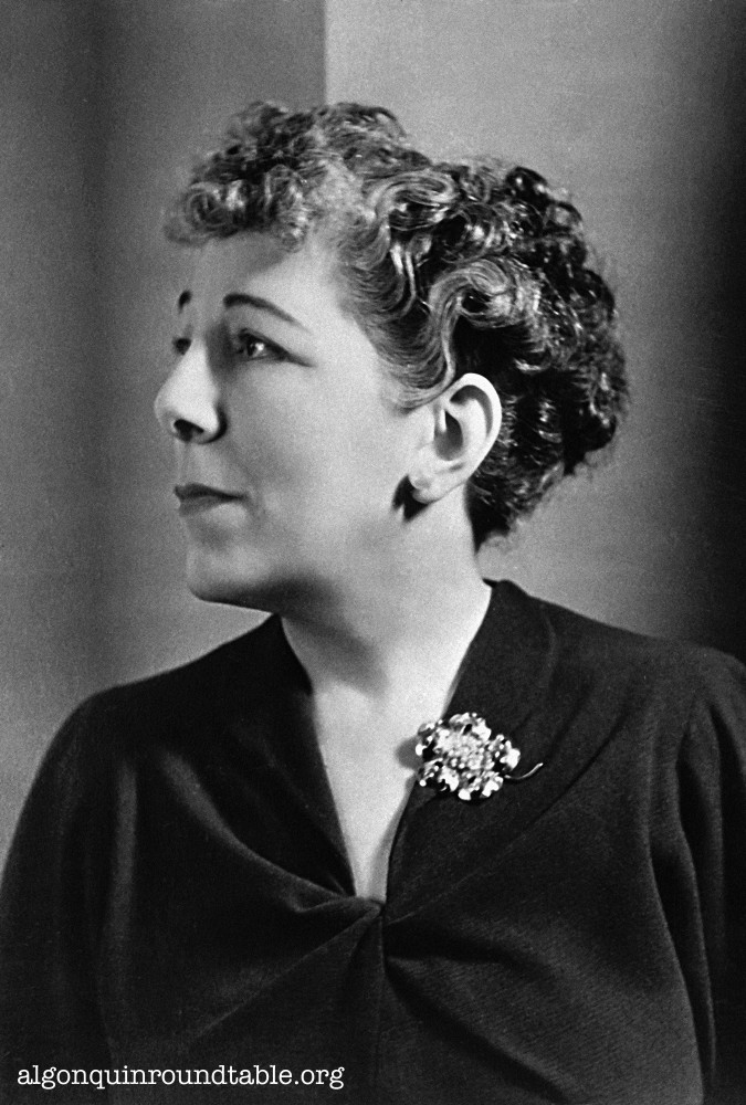 Novelist Edna Ferber – Houston Public Media