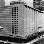 A scheduled implosion next month will destroy the building that used to house Houston's first department store.