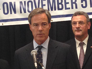 "Joe Straus, Speaker of the Texas House of Representatives, categorized the so-called bathroom bill (SB6) as ""a tremendous mistake,"" while participating in a Q & A event at the University of Texas."