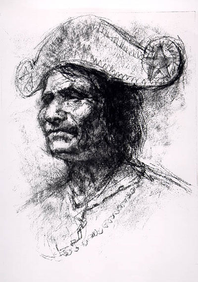 drawing of Chief Bowl