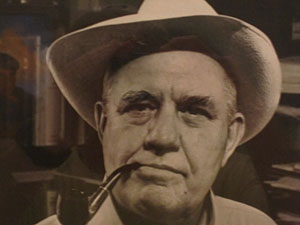 A folklorist and teacher who spent most of his life writing about the culture of the west. Many of his writings and books were about life in Texas.