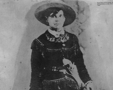 Belle Starr, the Bandit Queen