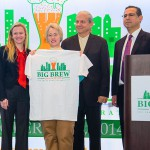 Craft beer is growing in Texas and here in Houston. Starting this fall, Houston will have another big annual event: Big Brew, a celebration of craft beer.