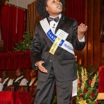 Every year around this time, elementary school students from throughout Houston do their part in honoring Dr. Martin Luther King Jr. with a speech competition. This year's winner stressed the importance of good education for today's youth.