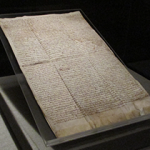 For the next six months, Houstonians will be able to view one of the most significant documents in history: the Magna Carta. This is the first time the document has left Britain.