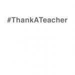 A national teachers union is promoting Teacher Appreciation Day on social media.