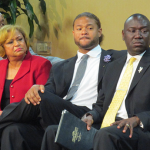 Baseball player who was shot by Bellaire cop hires Trayvon Martin attorney.