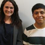 Student Jonathan Zapeta tells his teacher 'the biggest secret of his life.'