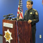 Harris County Sheriff Adrian Garcia is asking for the public's help after nine drunk-driving deaths in two collisions in just one week. He says everyone needs to look-out for friends and relatives who might try to drive after having too much to drink.
