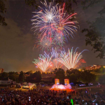 Expect another stellar fireworks show at the annual event.