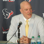Bob McNair says he beat disease thanks to MD Anderson Cancer Center.